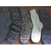 Носки шерстяные фото