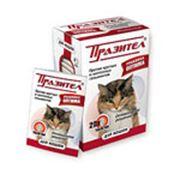Таблетки для кошек «Празител» фото