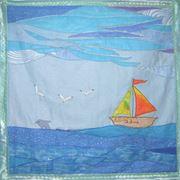 Панно текстильное фото