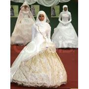 Хиджабы свадебные фото