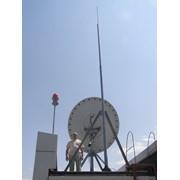 Наладка спутниковых систем связи фото