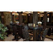 Мебель для кафе баров и ресторанов. фото