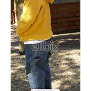 Джинсы детские фото