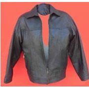 Куртка кожаная фото