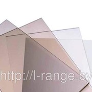 Плита монолитная из поликарбоната Novatrro 2 мм фото