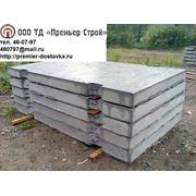 Плита дорожная 1П30.15-30 фото