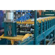Автоматическая линия строительных профилей типа «KNAUF» фото