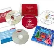 Тиражирование Mini-CD фото