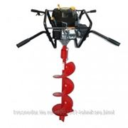 Механический мотобур Iron Mole C-5 фото