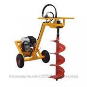 Гидравлический мотобур Iron Mole BT 9-450 фото