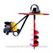 Гидравлический мотобур Iron Mole M 14-450 фото