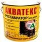 Акватекс Экстра Антисептик для дерева 10л фото
