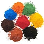 Пигменты краситель для бетона, плитки (все цвета) фото