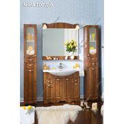 Мебель для ванной Бриклаер Анна 100 (дуб,венге,ольха) фото