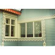 Деревянное великолепие домовой резьбы фото