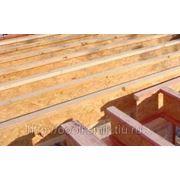 Стены и перекрытия:Изготовление деревянных перекрытий с утеплением фото