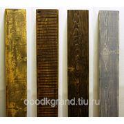 Деревянные декоративные фальшь-балки ( потолочные, стеновые, состаренные, фактурные ), фальшь балки фото