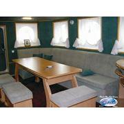 Мебель для кораблей и теплоходов фото