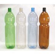 Бутылки пластмассовые фото