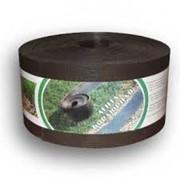 Лента бордюрная Агрополимер 20/10 коричневый (1/1) фото
