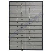 Блоки ячеек для депозитных хранилищ DB-24 и DB-24S