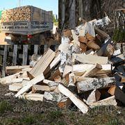 Дрова, продажа, доставка дров по Москве и Подмосковью. фото