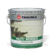 ВАЛТТИ АКВАБЕЙС ТИККУРИЛА (VALTTI AKVABASE TIKKURILA), 9л - грунтовочный антисептик фото