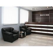 Диван офисный и кресла «Бриз» фото