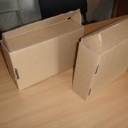 Самосборная коробка фото