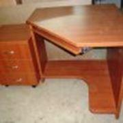 Компьютерные столы фото