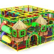 """Детский трехэтажный игровой лабиринт  """"Тумба-Юмба"""" фото"""
