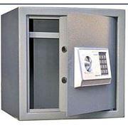 Шкаф металлический бухгалтерский ШБЭ-К фото
