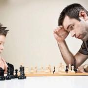 Обучение игре в шахматы, Кружки для детей фото