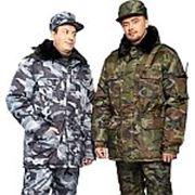 Куртка Охрана №4 фото