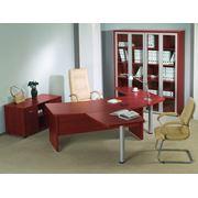 Офисная мебель для персонала и для руководителей фото