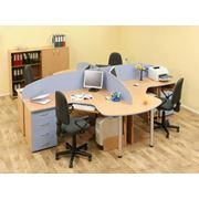 Офисная мебель серии ВИТА фото