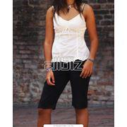 Одежда из хлопчатобумажных тканей женская фото