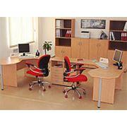 """Мебель для офисов """"Персонал"""" фото"""