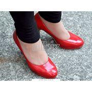 Туфли кожаные фото