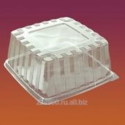 Упаковка 7422 крышка квадр 1/125 впаре с 7420 1-1,5кг д210*ш210*в110 фото