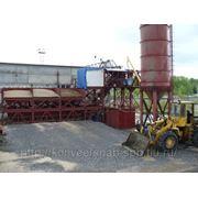 Мобильный бетонный завод цена фото