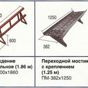Элементы безопасности для металлической кровли фото