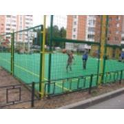 Площадка детская спортивная фото
