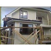 Построенные дома фото