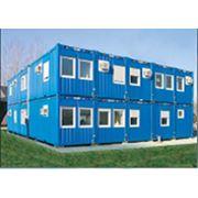 Офисно-бытовые контейнеры фото