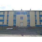 Здание гостиницы фото