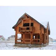 Незавершённый строительством жилой дом в пос. Малая Куликовка фото