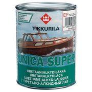 ТИККУРИЛА Уника супер (Tikkurila Unika Super) Полуматовый, 9л. Яхтный лак фото