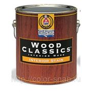 WOOD CLASSICS SHERWIN WILLIAMS WATERBORNE POLYURETHANE VARNISH (ШЕРВИН ВИЛЬЯМС) 3,78л. - водный лак для пола фото