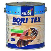 Лак пропитка BORITEX toplasur UV (HELIOS) 0,75 л. фото
